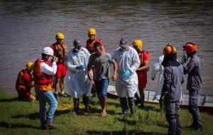Defesa Civil de SP realiza simulado de emergências em Eldorado