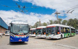 Corredor Metropolitano ABD recebe 25 novos ônibus articulados