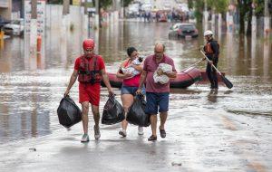 Força-Tarefa de gerenciamento de crise mantém atuação após chuvas
