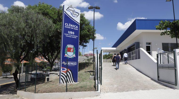 """Governo do Estado conclui duas clínicas do """"Saúde em Ação"""" em Indaiatuba"""