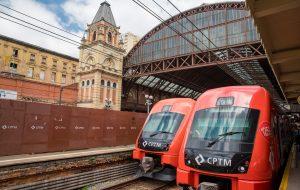 Linha 7-Rubi da CPTM ganha mais dois novos trens