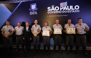 Estado de SP realiza evento 'Policial Nota 10' de fevereiro