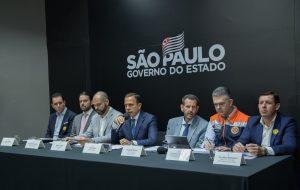 Governo de SP anuncia medidas para mitigar efeitos das chuvas