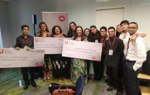 Fatec Guaratinguetá: alunas vencem EDP University Challenge