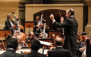 Osesp celebra 20 anos da sua 1ª apresentação na Sala São Paulo