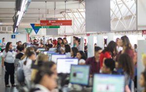 Poupatempo realiza inscrição de novos alunos interessados em ingressar na rede estadual