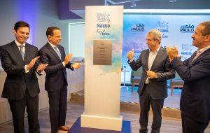 Governo paulista se une a Nestlé para criação de embalagens sustentáveis