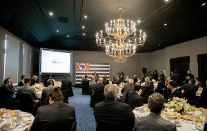 Palácio dos Bandeirantes sedia café da manhã do World Toilet Summit