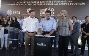 SP concede Parque Capivari e Horto Florestal à iniciativa privada