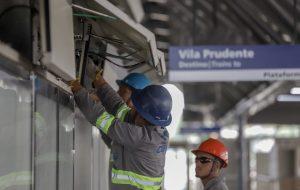 Governo do Estado retoma as obras da Linha 15-Prata, do monotrilho