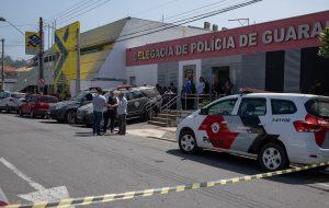 Polícia Militar de SP impede assalto a bancos em Guararema