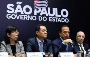Governo anuncia primeiro escritório comercial de São Paulo na China