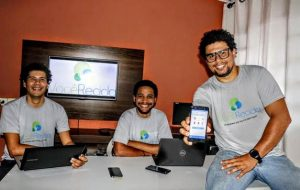 Alunos da Fatec Pinda criam app para reciclagem de materiais