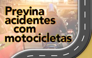 Saiba como se proteger para evitar acidentes com motocicleta