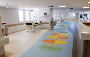 Hospital de Clínicas da Unicamp inaugura UTI pediátrica com 20 leitos