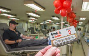Conheça o Clube Irmãos de Sangue da Fundação Pró-Sangue