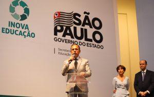 """Governo de São Paulo lança o programa """"Inova Educação"""""""
