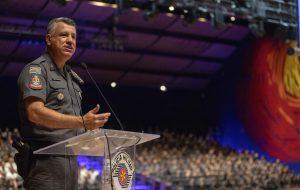 Polícia Militar de SP promove evento internacional na capital