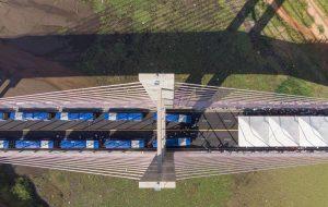 Linha da EMTU que liga Riviera de São Lourenço à Santos ganha mais 27 viagens