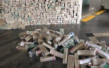 Em três meses, polícias de SP apreendem 40 t de drogas