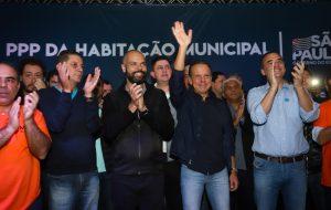 SP firma convênio para viabilizar a PPP Municipal da Habitação