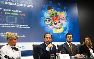 Governo de São Paulo lança Campanha do Agasalho 2019