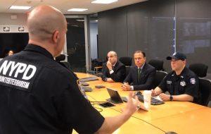 Oficiais de SP farão intercâmbio no Departamento de Polícia de Nova York