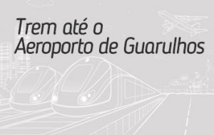Trem da CPTM vai chegar até Aeroporto de Guarulhos