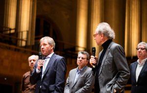 Thierry Fischer é o novo diretor musical e regente titular da Osesp