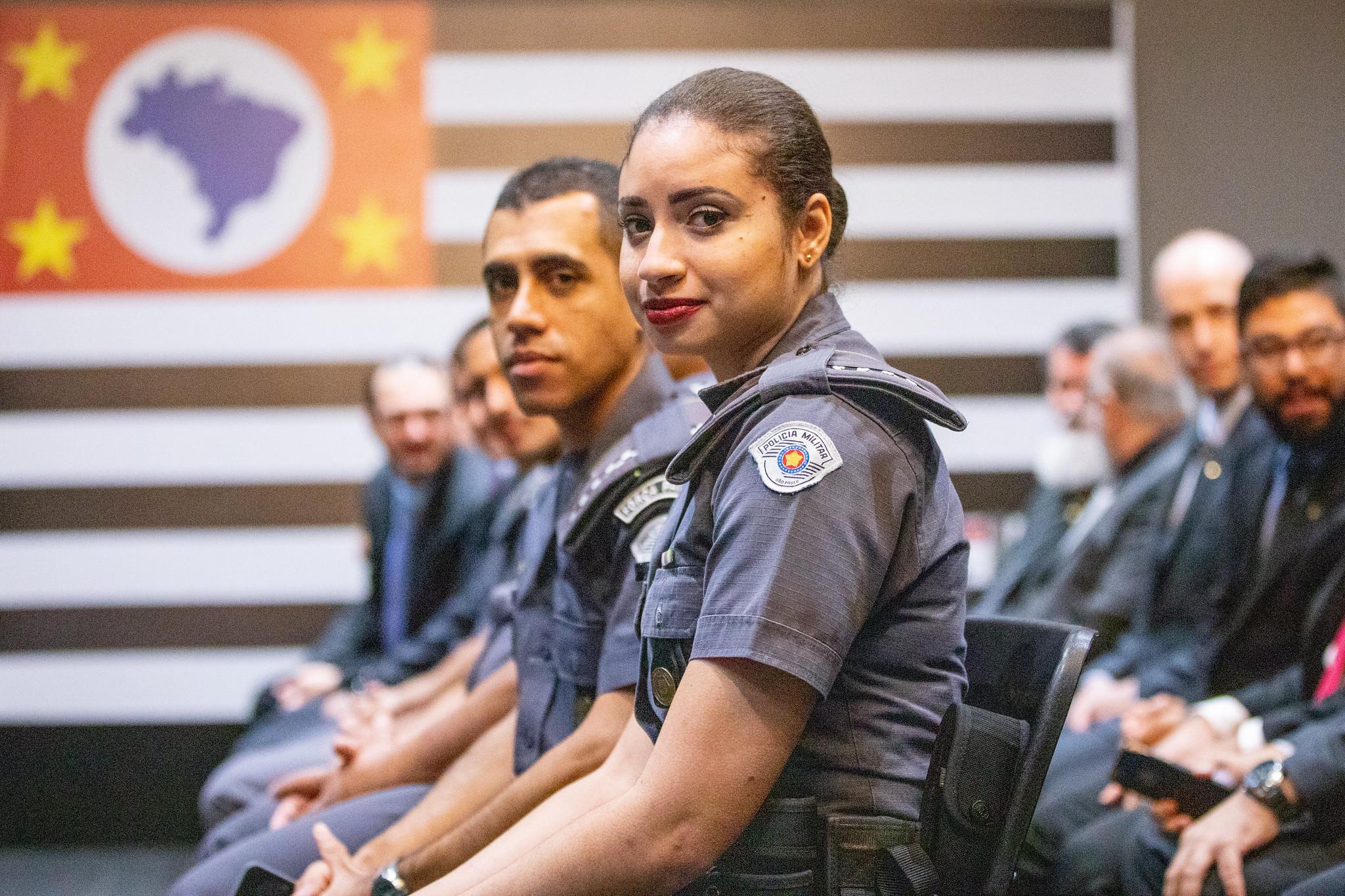 Estado confirma contratação de 5,8 mil policiais militares e civis