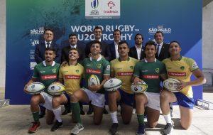 São Paulo sedia edição deste ano da Copa do Mundo de Rugby Sub-20