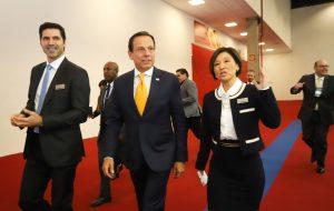 Em feiras de negócios, Governo enfatiza vocação econômica de SP
