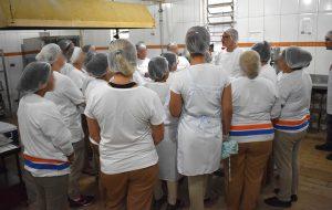 Fundo Social de São Paulo promove curso de confeitaria em penitenciária