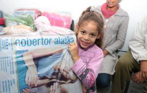 SP Escola de Teatro recebe doações para Campanha do Agasalho