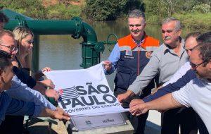 Defesa Civil inaugura obras em duas cidades do interior de SP