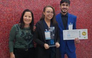 Estudantes de Etec vencem Prêmio Jovemda Água de Estocolmo