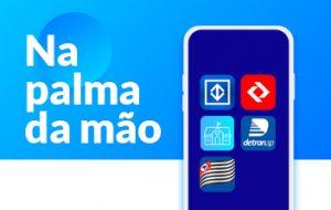 Conheça 5 aplicativos do Governo de SP para ter no seu celular