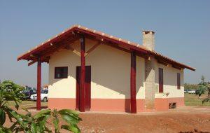 Aldeia Icatu receberá novas moradias indígenas
