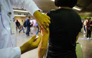 Estação Corinthians-Itaquera terá campanha de vacinação nesta quarta-feira (21)