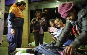 Governo de São Paulo realiza força-tarefa contra o frio em São Paulo