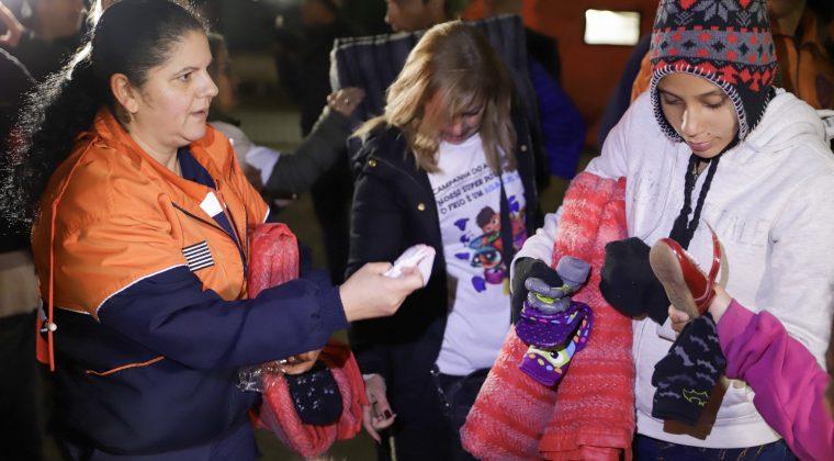 Governo realiza nova edição da Operação Inverno Solidário no centro da capital