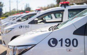 Policiais militares realizam 7ª edição da Operação Interior Mais Seguro