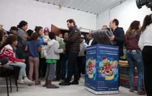 Em dois meses, Campanha do Agasalho arrecada 810 mil peças