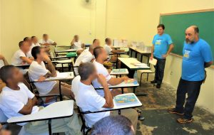 Penitenciária de Mogi Guaçu recebe doação de livros do Instituto Federal de MG