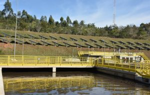 Mogi Mirim recebe 1º sistema de energia solar em saneamento