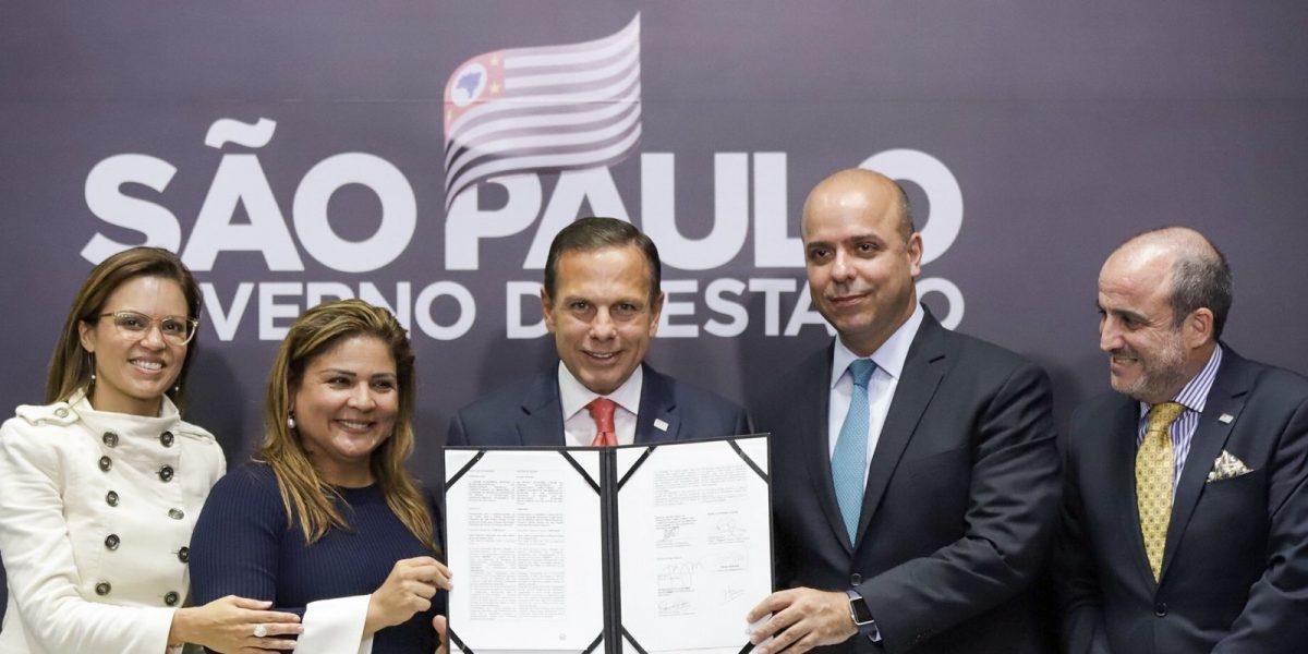 Governo do Estado anuncia Centro para 4ª Revolução Industrial do Fórum Econômico Mundial