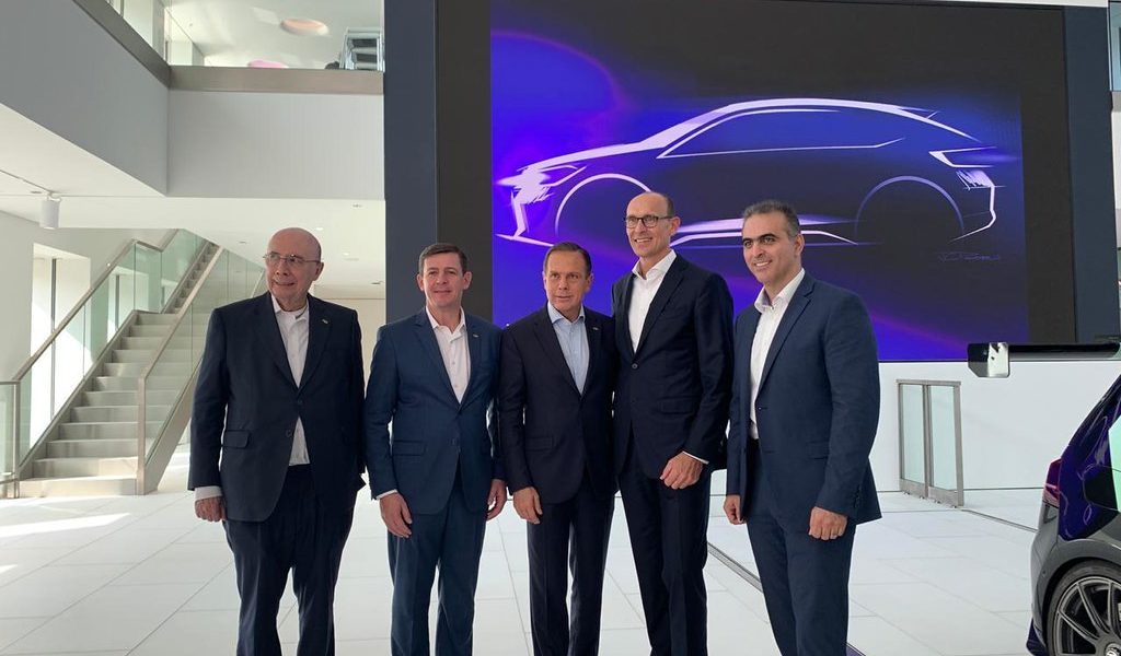 Governo de São Paulo confirma expansão da fábrica da Volkswagen em São Carlos