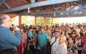 Ilha Solteira sedia audiência pública sobre regularização fundiária