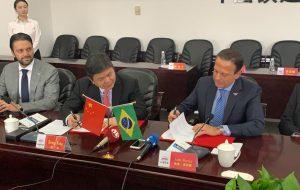 Governo de SP abre negociações com gigante chinesa da área de transportes