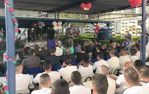 Centro de Detenção recebe Clóvis de Barros Filho para palestra